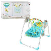 Детская кресло-качеля Bambi 32006