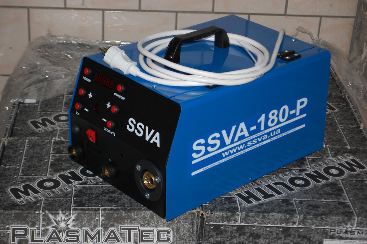 Сварочный полуавтомат SSVA-180-P (без  рукава)