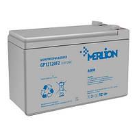 Аккумуляторная батарея MERLION AGM GP12120F2 12 V 12 Ah ( 151 x 98 x 101 ) Q4