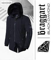 Braggart 'Black Diamond' 3250   Парка зимняя черная
