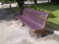 Скамейки для сада, фото 1