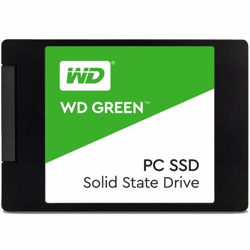 "Накопитель SSD 2.5"" 120GB Western Digital (WDS120G1G0A) ."