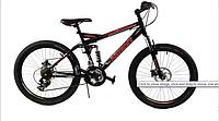 """Горный подростковый велосипед Azimut Race 24"""" GD"""