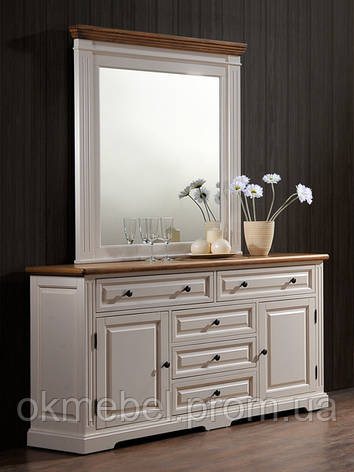 "Будуарный столик + зеркало ""Калифорния"", фото 2"