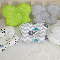 Детская ортопедическая подушка (для новорожденных) ТМ Lux baby