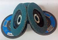 КЛТ циркониевый круг шлифовальный тарельчатый d125 Tyrolyt Р60