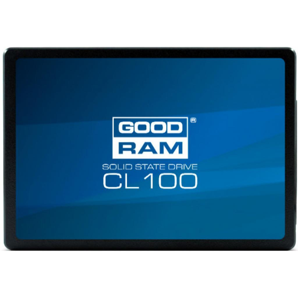"Накопитель SSD 2.5"" 120GB GOODRAM (SSDPR-CL100-120) `"