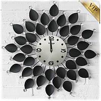 Настенные часы интерьерные, дизайнерские большие