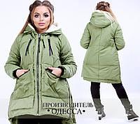 Женская куртка-трансформер норма