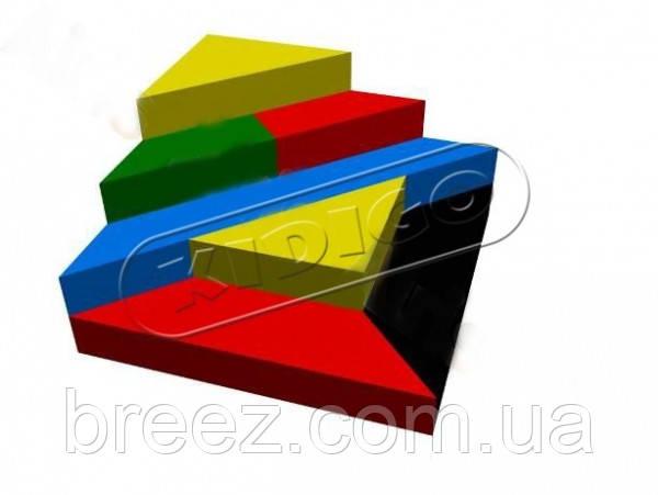 Модульный набор KIDIGO   Треуголка, фото 2