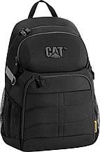 """Рюкзак с отделением для ноутбука 13"""" из полиэстера на 24 л. CAT Millennial Ultimate Protect 83458;01 черный"""