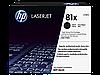Картридж HP LJ 81X Black (CF281X)