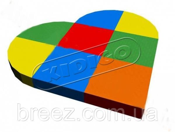 Модульный набор KIDIGO Сердце, фото 2