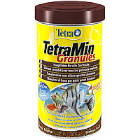 Корм TetraMin Granules для рыб в гранулах, 250 мл