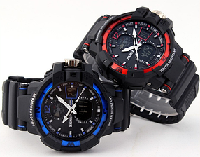 Часы Casio G-shock GWA-1100