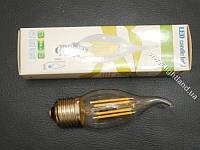 Лампочка L0028-CA-E27-6W-2700K