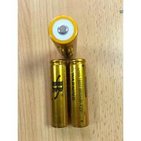 Батарейка Аккумулятор 18650 GOLD