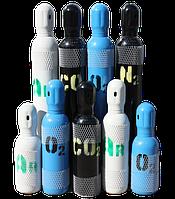 Баллон новый под кислород, углекислоту, аргон, азот, микс и др. Safegas  5 литров