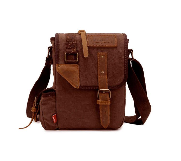 Мужская сумка на плечо Augur