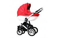 Универсальная коляска 2 в 1 Retrus Avenir Red White