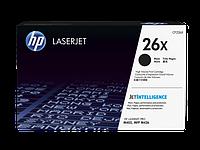 Картридж HP 26X LJ Pro M402/M426 Black (9000 стр) CF226X
