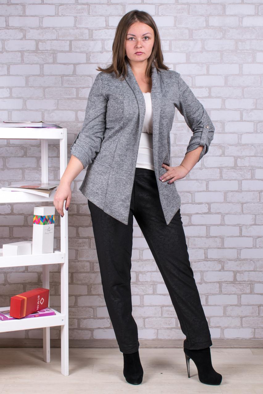 Женские штаны на флисе Jujube B225-3-4 2XL-4XL. Размер 52-56.