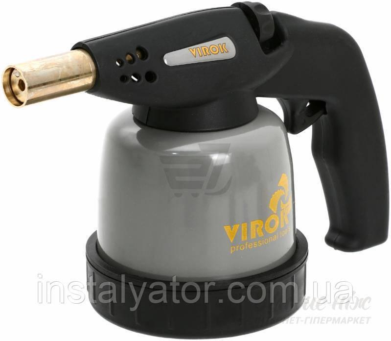 Паяльная лампа с пьезорозжигом Virok 44V141
