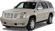 Кенгурятники Cadillac Escalade (2006-2014)