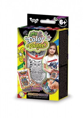 Набор для творчества Чехол для телефона COP-01-06 Danko toys