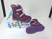 Зимние детские ботинки для девочки