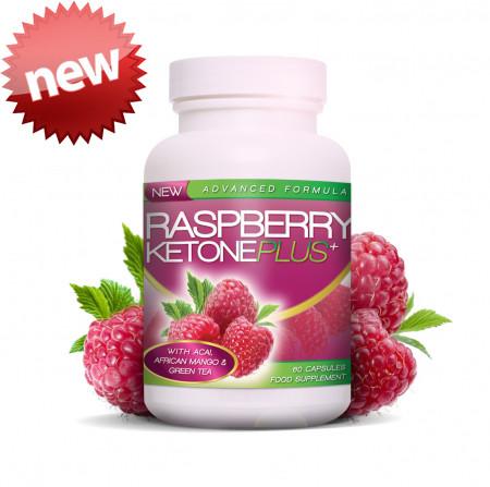 Raspberry ketone+ (распберри кетон) - коктейль для похудения