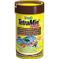 Корм TetraMin Junior  для мальков в хлопьях, 100 мл