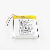 Универсальный Li-ion аккумулятор 582728 для умных смарт часов Q50, регистраторов и другой техники
