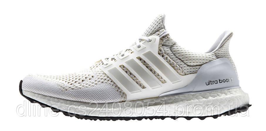 Adidas UltraBoost White Mono