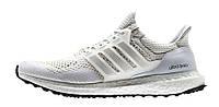 Adidas UltraBoost White Mono, фото 1