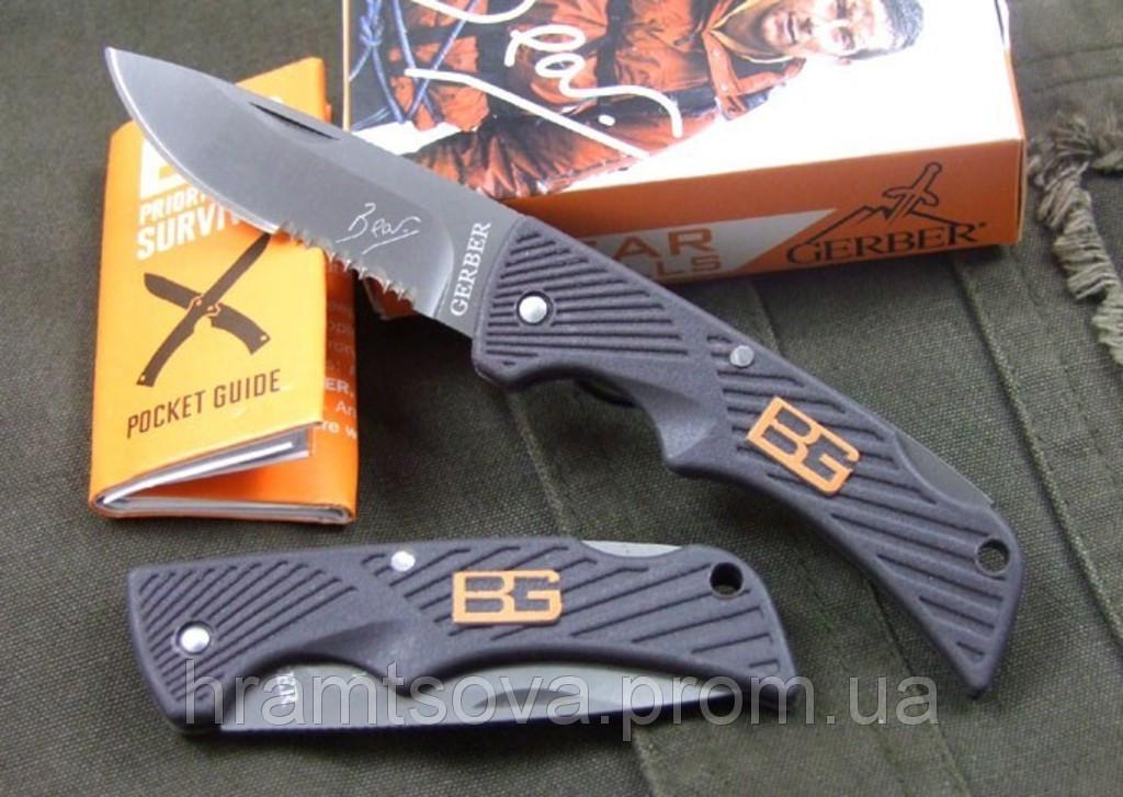 "Нож  ""Gerber Bear Compact Scout Knife"" копия"