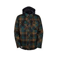 686 куртка Authentic Woodland 2017