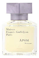 Оригинал Maison Francis Kurkdjian Apom Pour Homme 70ml edt Нишевая Туалетная Вода Мейсон Франсис Куркджан Аром