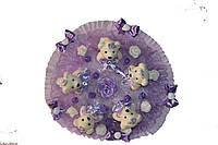 Мишки Фиолетовые грезы