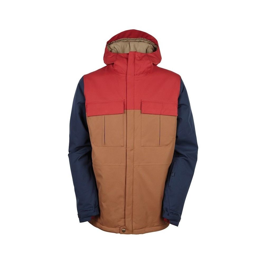 686 куртка Authentic Moniker 2017
