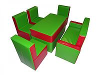 Комплект детской мебели Гостинка Люкс KIDIGO