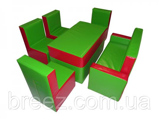 Комплект детской мебели Гостинка Люкс KIDIGO, фото 2