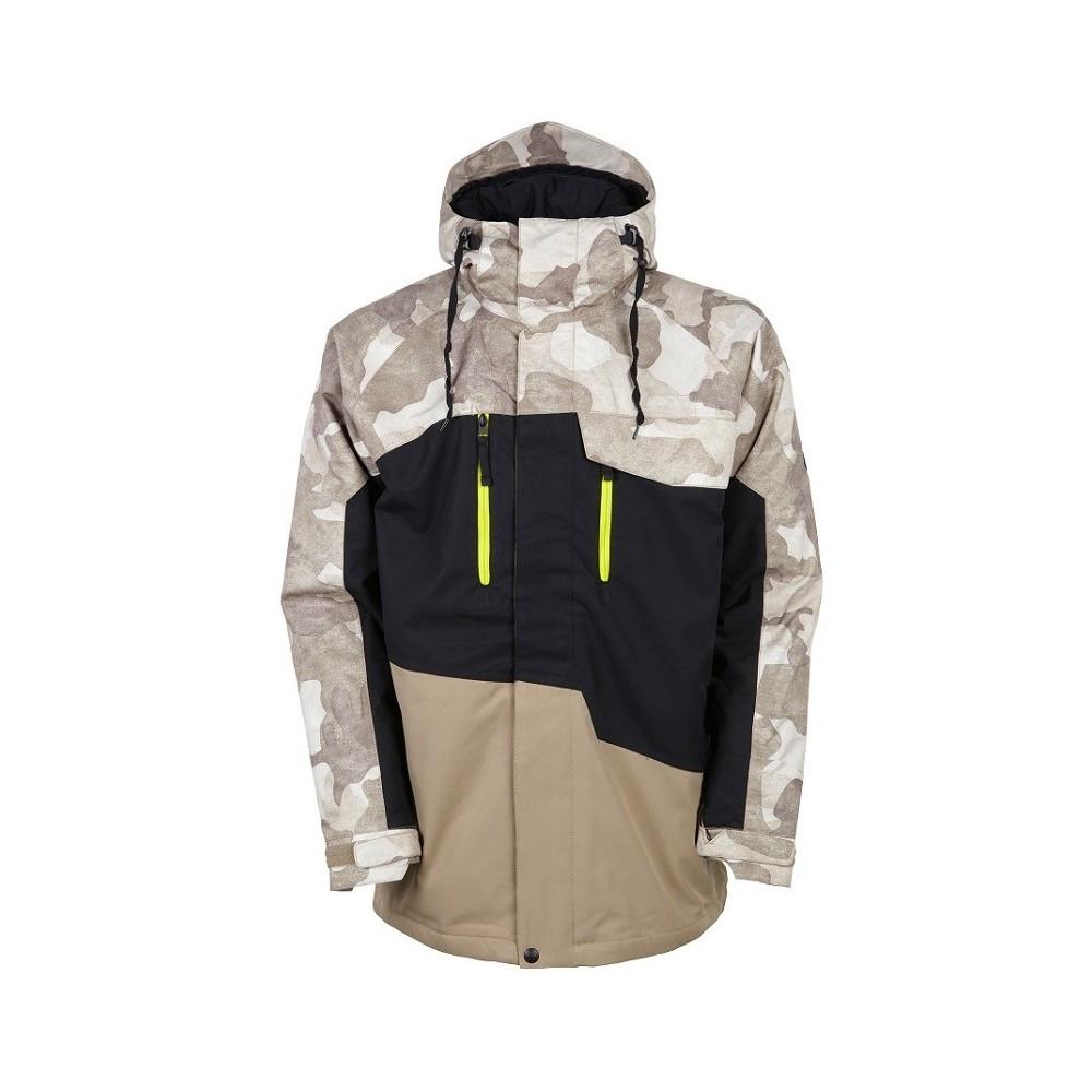 686 куртка Authentic Geo 2017