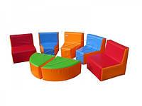 Комплект детской игровой мебели KIDIGO Уголок
