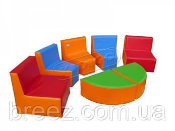 Комплект детской игровой мебели KIDIGO Уголок, фото 2