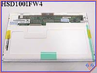 "Экран, дисплей 10.0"" HannStar HSD100IFW1-F03 (1024*600, 30pin слева вверху, LED Normal, Матовая)"