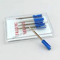 Игла металлическая 1.0мм L = 40мм (набор 5шт.)