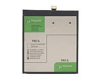 Аккумулятор PowerPlant Meizu Pro 6 (BT53) 2500mAh
