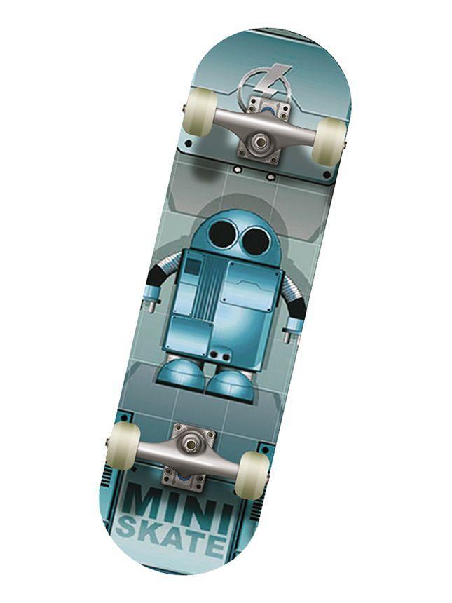 СК (Гонконг) (Мини-скейтборд ROBOT)
