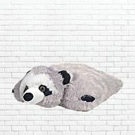 Детская подушка-складушка, енот